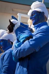 bluemanbluedog